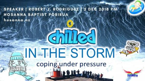Chilled in the Storm: Coping Under Pressure