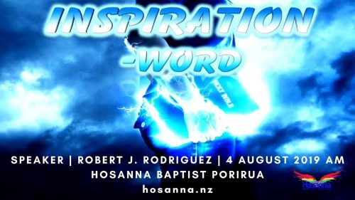 Inspiration in the Word