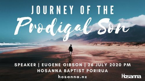 Journey of the Prodigal Son