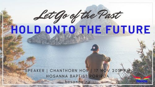 Let Go of the Past | Hold Onto the Future