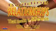 Building Relationships That Make a Difference