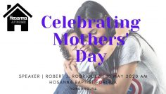 Celebrating Mothers' Day