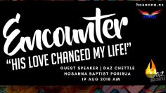 Encounter: His Love Changed My Life