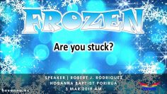 Frozen: Are You Stuck?