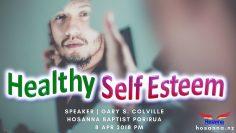 Healthy Self-Esteem