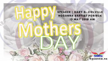 Mothers' Day 2018