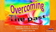 Overcoming the Past
