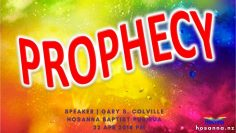 Prophecy: Receiving and Responding to God Speaking