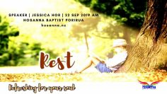 Rest: Refreshing For Your Soul