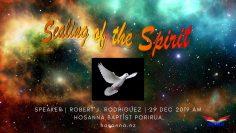 Sealing of the Spirit