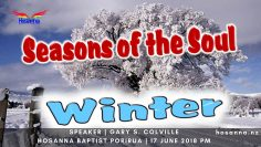 Seasons of the Soul, Part 2: Winter