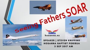 Seeing Fathers Soar | Fathers' Day