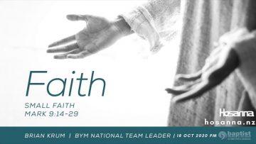 Small Faith