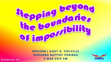 Stepping Beyond the Boundaries of Impossibility
