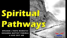Spiritual Pathways: Connecting with God