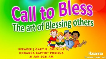 Call To Bless