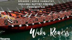 Waka Rowers
