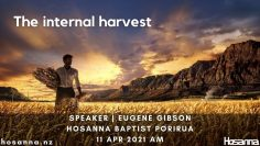 The Internal Harvest